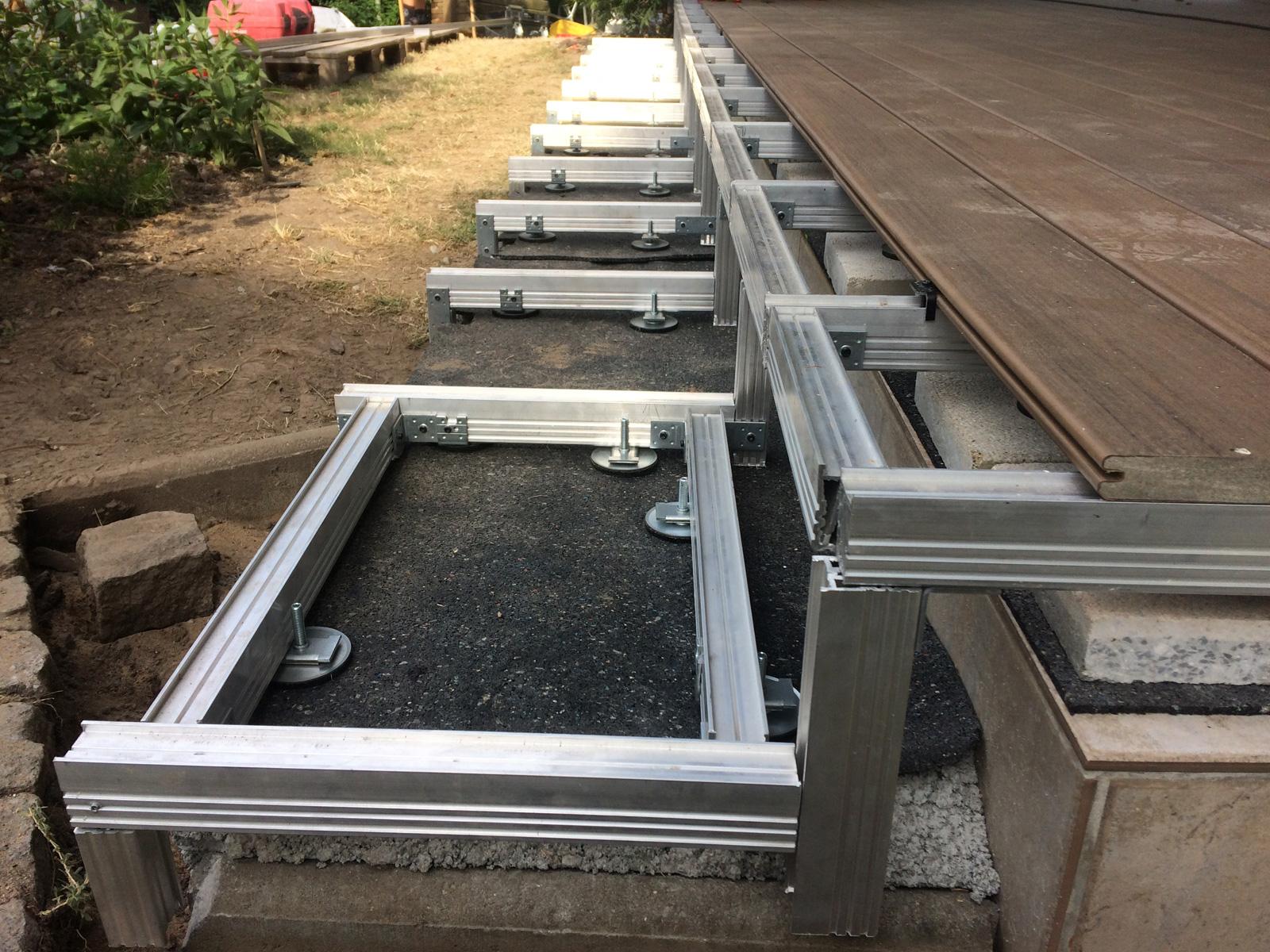 gartenmanufaktur-nuessler-baustelle-terrasse-aluminium-unterkonstruktion
