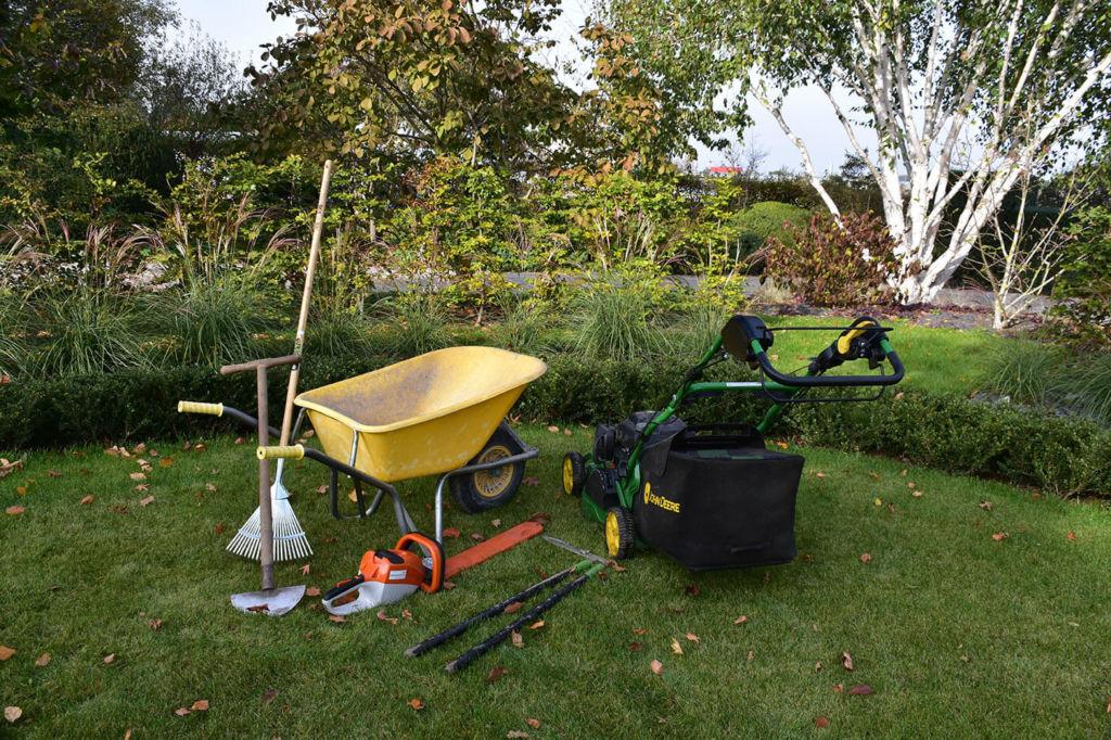 Gartenmanufaktur Nuessler Gartenpflege