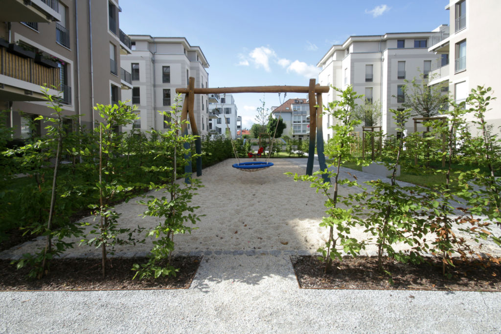 Stadtgärten